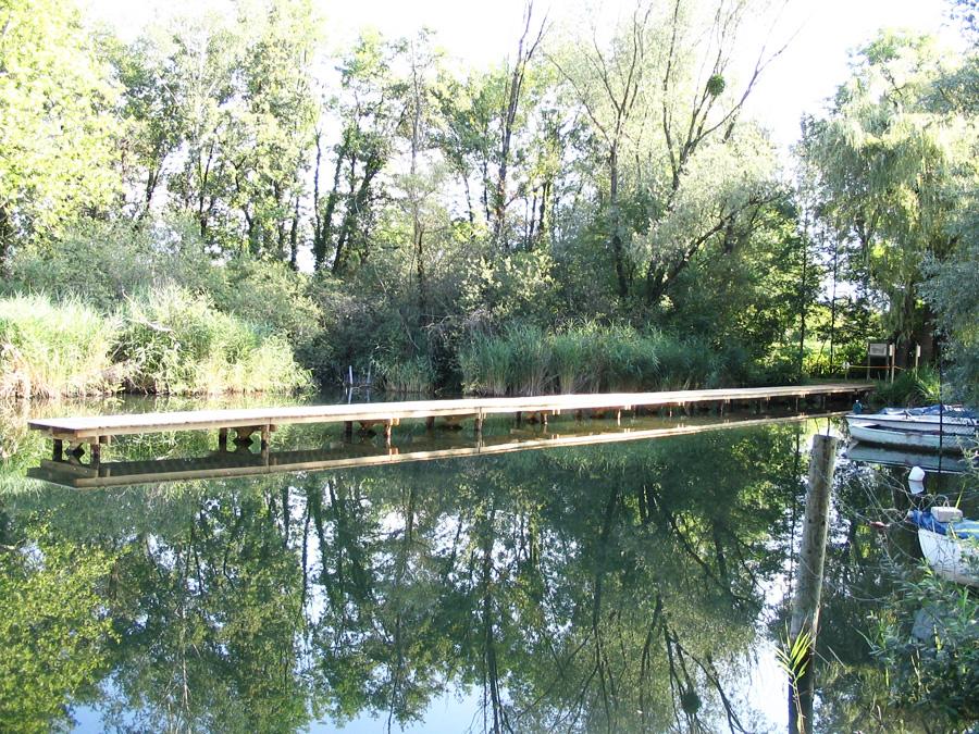 Lac St André
